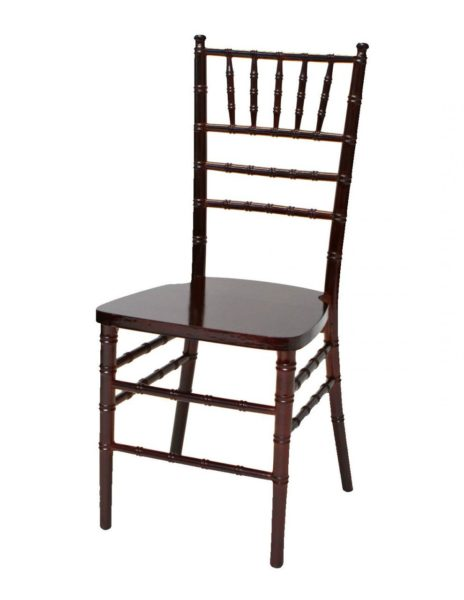 Chiavari Mahogany Chair