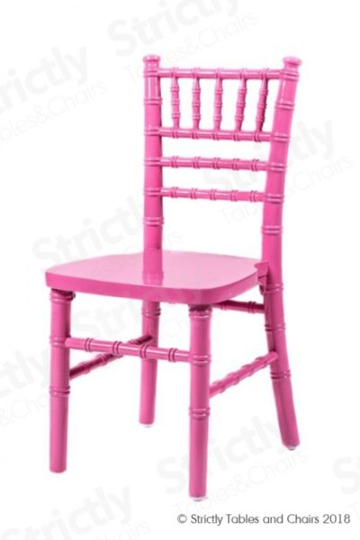 Chiavari Pink Chair