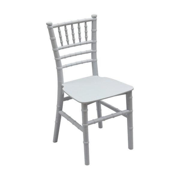 White Chiavari Chair (Kid Size)