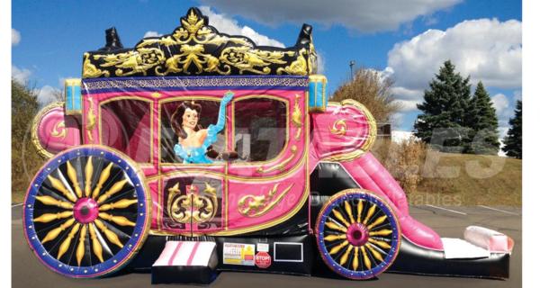 Princess Carriage Bouncer