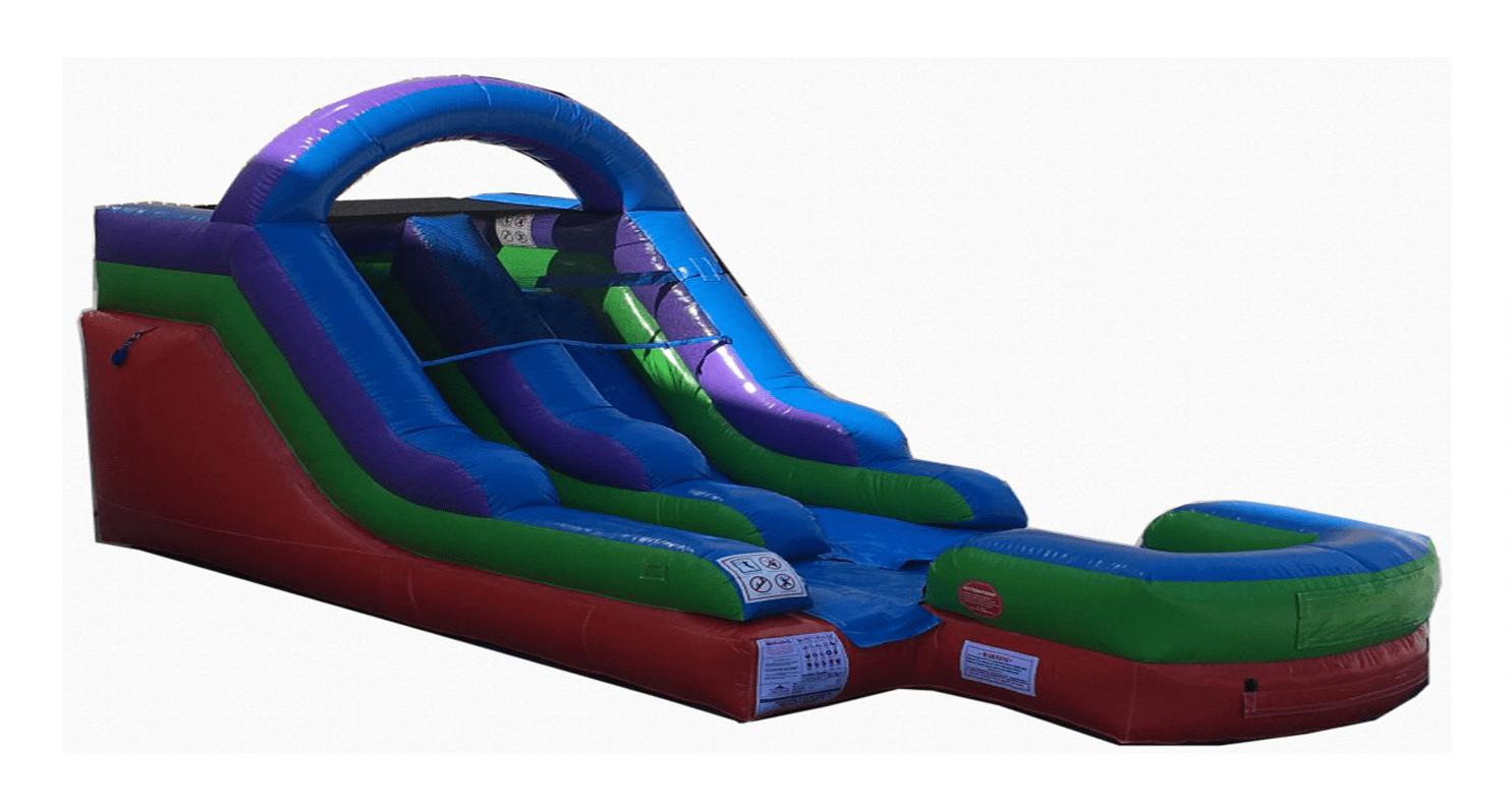 12′ Retro Slide