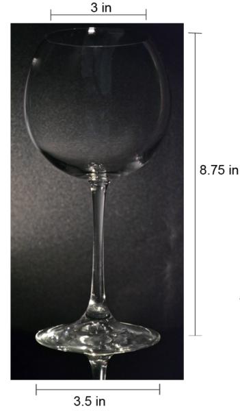 Large Ballroom Glass