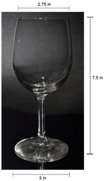 Short Vino Glass