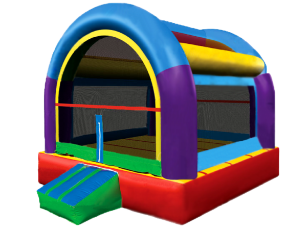 WACKY ARCHED BOUNCER