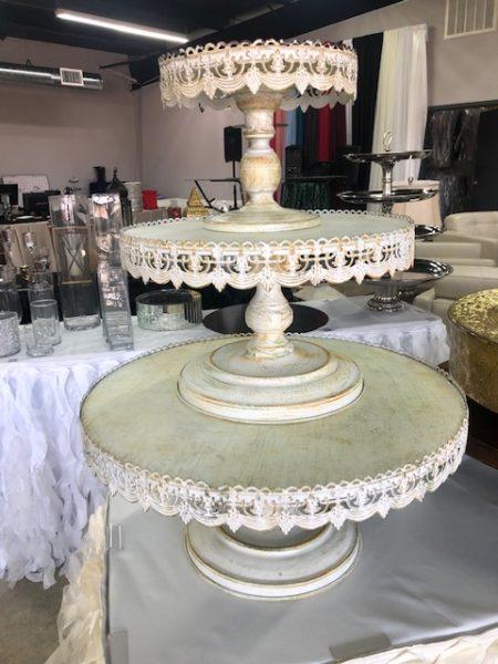 Antique Cake Stand