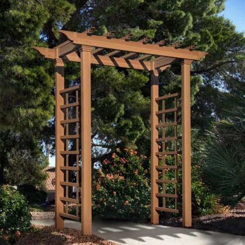Craftmans Garden Arch