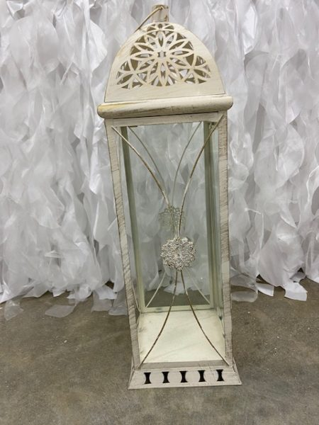 Ivory Antique Lantern