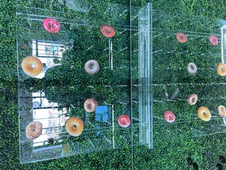 Acrylic Donut Stand