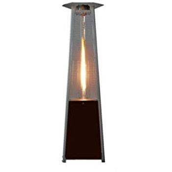 """""""Open Flame"""" Patio Heater"""