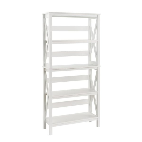 White Cross Bookshelf